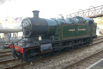 Dartmouth Steam Railway 2016