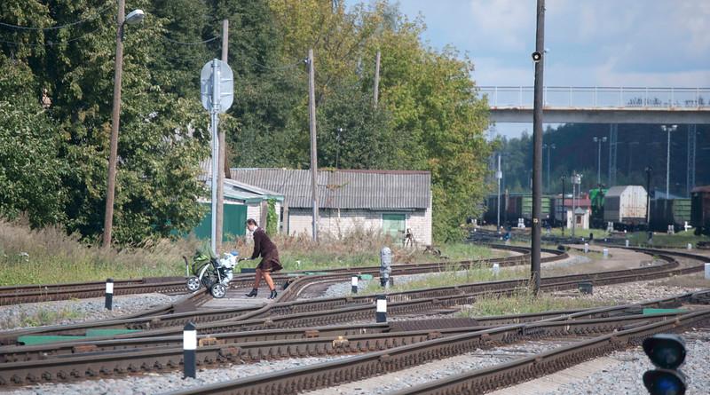 Railway tresspassing masterclass