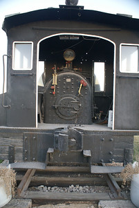 Great Western #13 on display in Fort Morgan, CO.