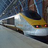 3206 at St Pancras with the 09.57 to Brussels on 19th November 2008
