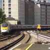 3021 on a Down service approaching Vauxhall on 27th June 2007