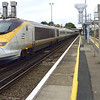 3215 propels a Down service at Beckenham Jcn on 15th August 2007