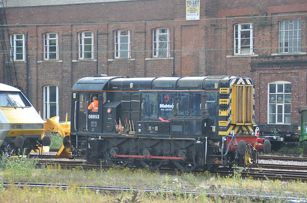 Day out to Doncaster 25th July 2014