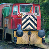HE 6688 & JF 4210127 - Norchard, Dean Forest Railway - 30 June 2012