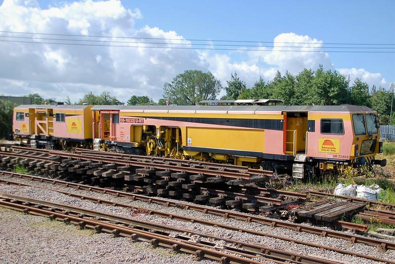 DR 73805 - Lydney - 30 June 2012