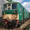 E6001 - Lydney, Dean Forest Railway - 30 June 2012