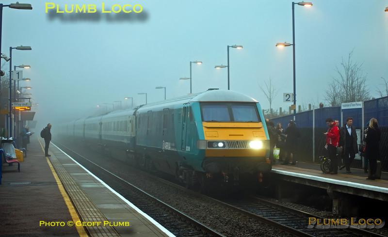 82306, Haddenham & Thame Parkway, 1H20, 11th December 2013