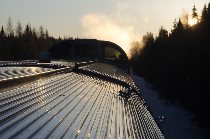 Domeliner Sunrise