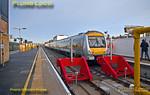 168 324, Oxford Platform 1, 1T11, 11th December 2016