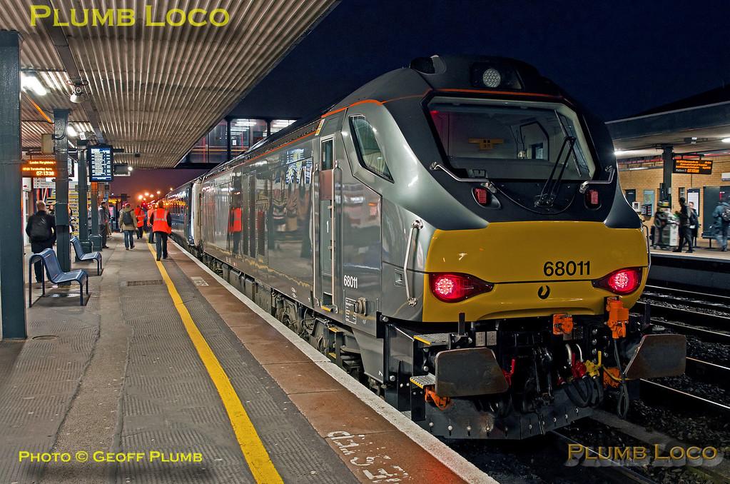 68011, Oxford Platform 4, 1Y12, 12th December 2016