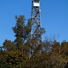 Old Fire Lookout Tower, Jefferson Texas  10-03-09