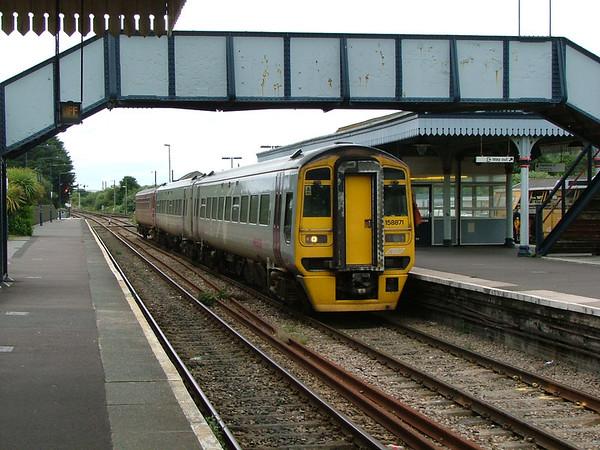 Cornwall 2004