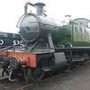 5572 - Didcot Railway Centre - 29 August 2018
