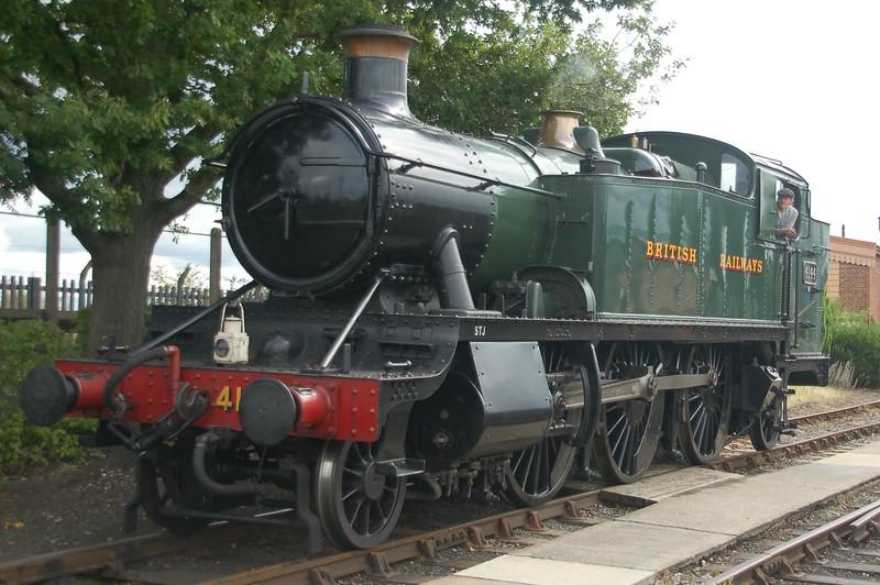 4144 - Didcot Railway Centre - 29 August 2018