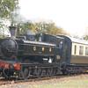 3738 - Didcot Railway Centre - 30 October 2011
