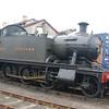 5572 - Didcot Railway Centre - 30 October 2011