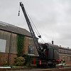 Smith Rodley Steam Crane 23059 - Didcot Railway Centre - 30 October 2011