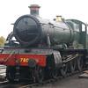 7808 Cookham Manor - Didcot Railway Centre - 30 October 2011