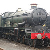 5051 Earl Bathurst - Didcot Railway Centre - 30 October 2011