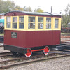 Derby C&W /1960 Traverser  - Didcot Railway Centre - 30 October 2011