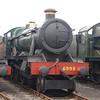 6998 Burton Agnes Hall - Didcot Railway Centre - 30 October 2011