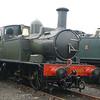 4866 (1466) - Didcot Railway Centre - 30 October 2011
