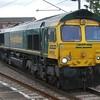 66572 & 66541 - Doncaster - 30 June 2017