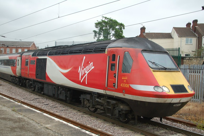 43308 Highland Chieftain - Doncaster - 30 June 2017