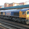 66705 Golden Jubilee - Doncaster - 26 Feb 2011