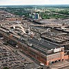 The sprawling Buick City complex in north Flint in 1999. Steve Kleeman | The Flint Journal file