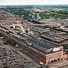 The sprawling Buick City complex in north Flint in 1999. Steve Kleeman | The Flint Journal file
