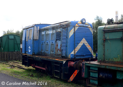 North British 27644/1959, Dunaskin, 25th September 2016