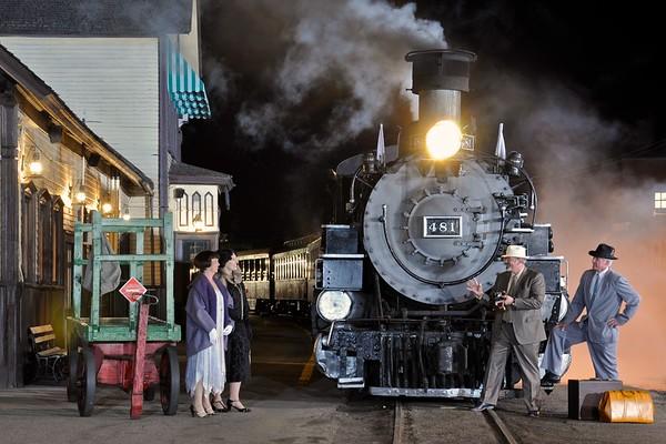 Durango & Silverton: Presidental Special 2010