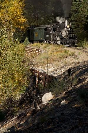 Tefft Spur Colorado.