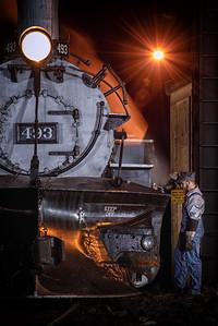 Oiling the Oil Burner