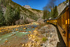Rio Grande Gold on the Animas River