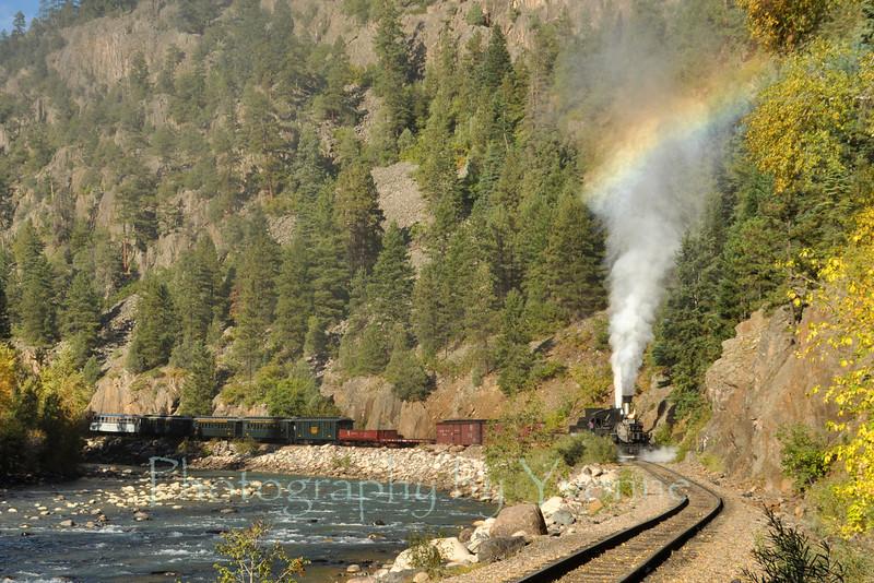 Rainbow in Steam