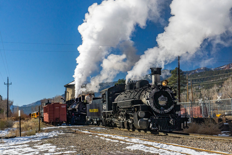 Double header coupling in Hermosa 12/26/20