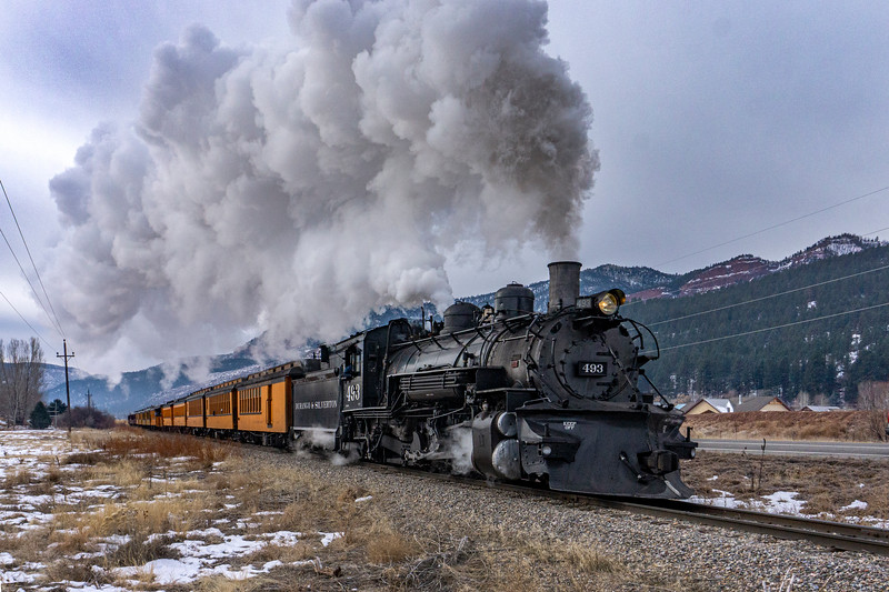 Cold Morning Steam