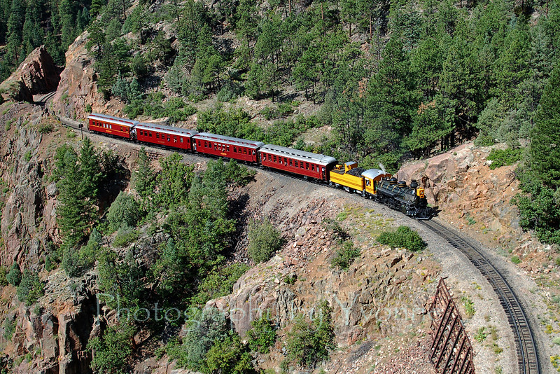 Coming to the Horseshoe Curve