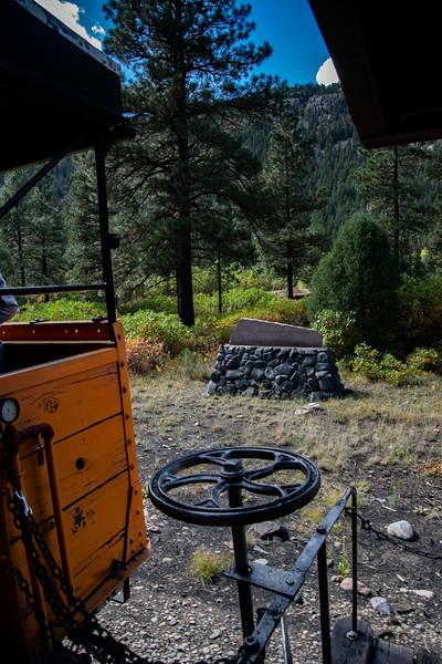 Monument to Mountain Railroading