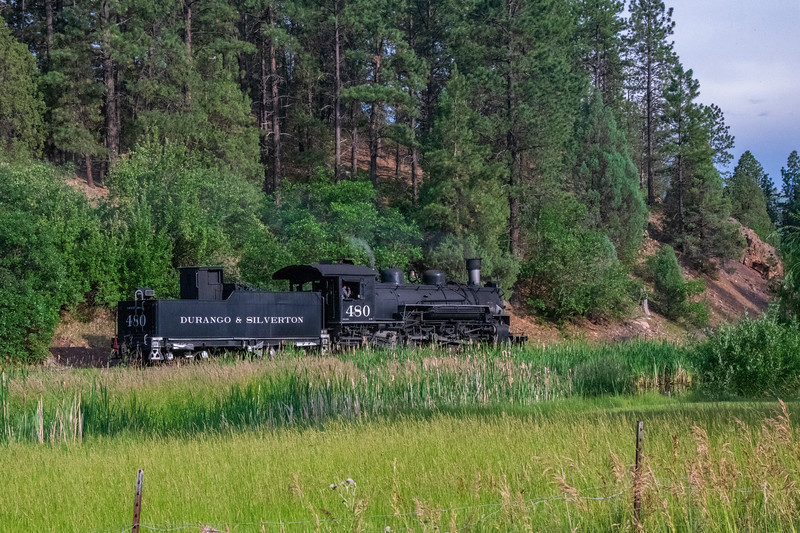 480 travels light to Durango