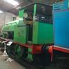 WB 2542 Jubilee - East Anglian Railway Museum - 5 August 2018