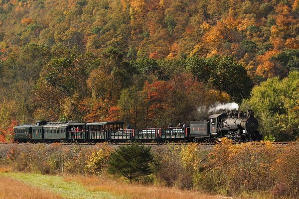East Broad Top Railroad (E B T ) Orbisonia, Pennsylvania