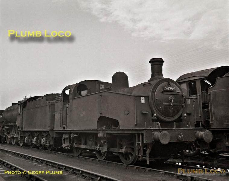 68964, Doncaster Works, 30th September 1962