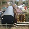 08799, 08685 & 08676 - East Kent Railway - 1 April 2018