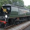 34092 City of Wells - East Lancashire Railway - 18 August 2018