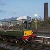 East Lancashire Railway Scenic Railcar Weekend November 2017