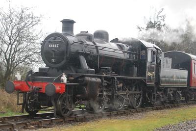 East Somerset Railway 2018