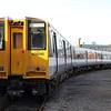 508210 in Eastleigh Works Yard 20/10/11.